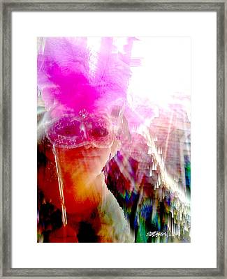 Take Me To The Mardi Gras Framed Print by Seth Weaver
