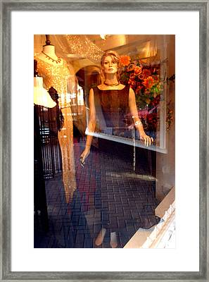 Take Me With You Framed Print by Jez C Self