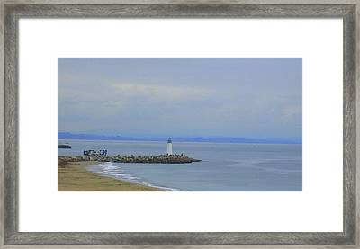 Take My Hand I'll Lead The Way Framed Print by Kathy Roncarati