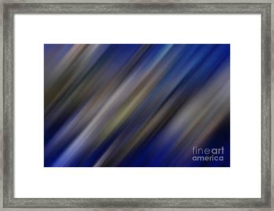 Take Time To Dream Framed Print
