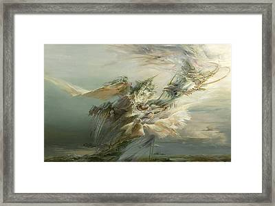 Takeoff Framed Print by Sergey Gusarin