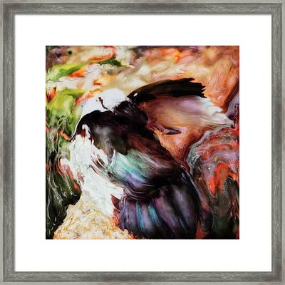 Taking Care Framed Print by Paul Tokarski