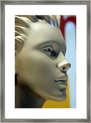 Tala Framed Print by Jez C Self