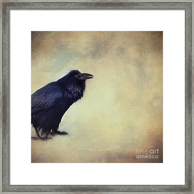 Talking Of Good Things Framed Print by Priska Wettstein