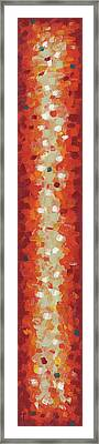 Tall Drink Nine Framed Print