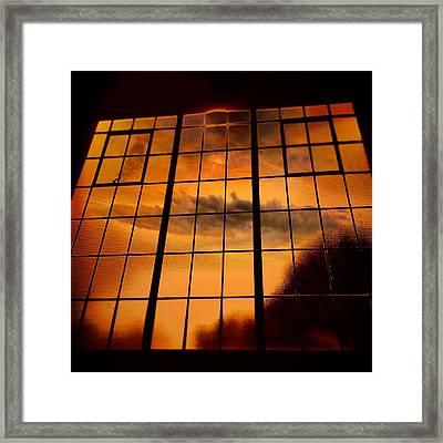 Tall Windows #2 Framed Print by Maxim Tzinman