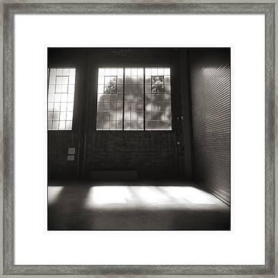 Tall Windows #3 Framed Print by Maxim Tzinman