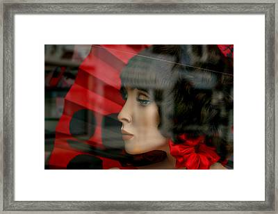 Tamisina Framed Print by Jez C Self
