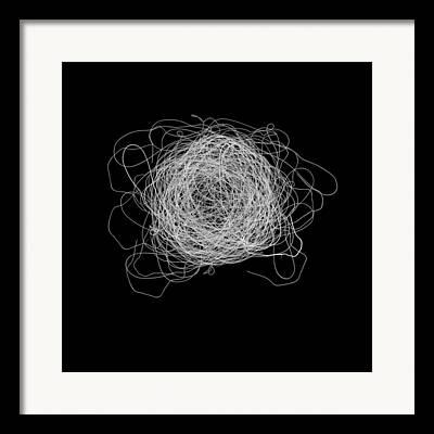 Tangled Framed Prints