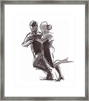 Tango #24 Framed Print