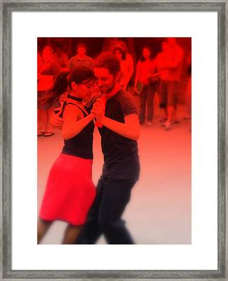 Tango Catalan Framed Print by Funkpix Photo Hunter