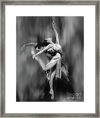 Tango Dance 99051 Framed Print