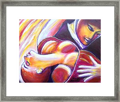 Tango Passion Framed Print