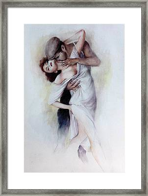 Tango Quartet 2/4 Framed Print by Alan Kirkland-Roath