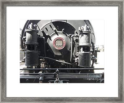 Tank 111 Framed Print