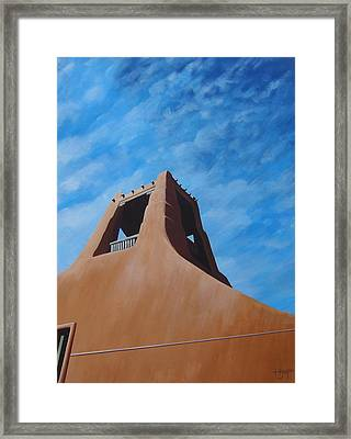 Taos Memory Framed Print