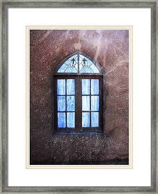 Taos, There's Something In The Light 4 Framed Print
