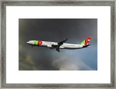 Tap Portugal Framed Print