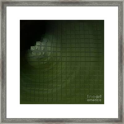 Tapestry Of Life Framed Print by Sharon Mau