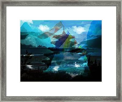 Tapkol  Framed Print
