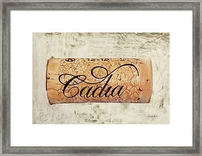Pelaverga  Cadia 2 Framed Print