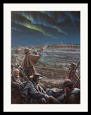 The Cost Of War Framed Prints