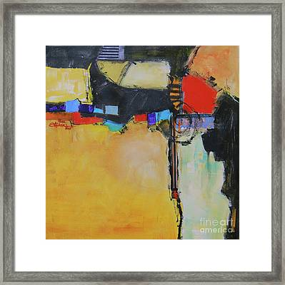 Targeted Framed Print by Ron Stephens
