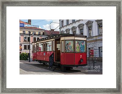 Tarnow, Poland Framed Print