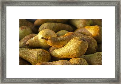 Taste It Framed Print by Philippe Taka