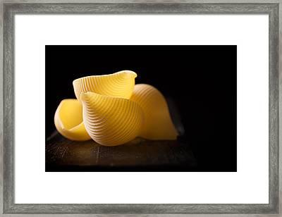 Taste Of Italy 2 Framed Print by Vadim Goodwill