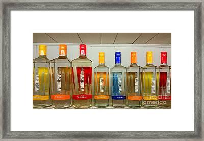 Taster's Choice Framed Print