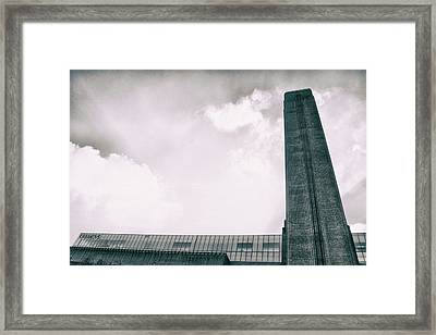 Tate Modern London Framed Print