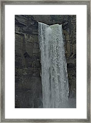 Taughannock Falls State Park Framed Print