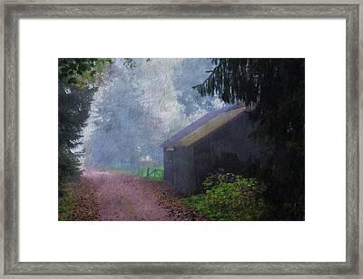 Tavastian Landscape Framed Print by Pekka Liukkonen