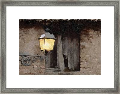 Tavern In The Town Framed Print