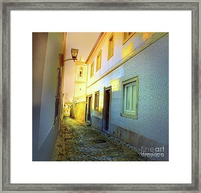 Tavira 2 Framed Print by Alfonso Garcia