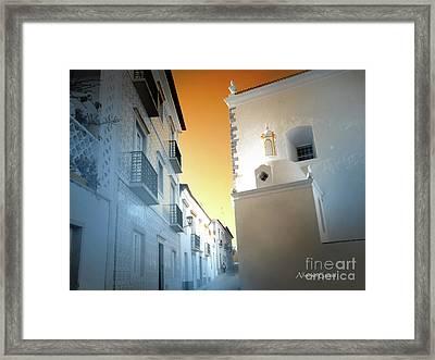 Tavira Framed Print by Alfonso Garcia