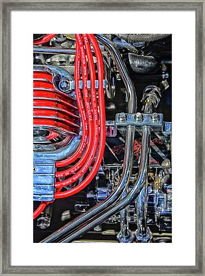 Taylor Pro Wire 8mm Framed Print