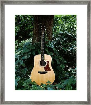 Taylor Framed Print