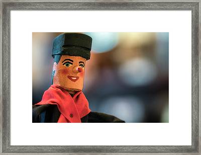 Framed Print featuring the photograph Tchantches by Jeremy Lavender Photography