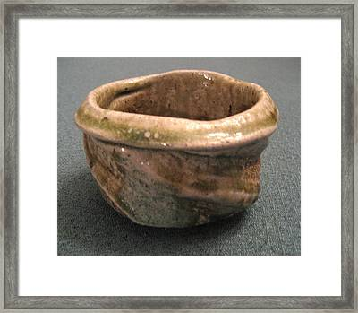 Tea Bowl Framed Print by Stephen Hawks