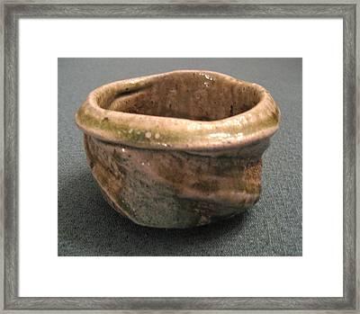Tea Bowl Framed Print by Stephen Hawks