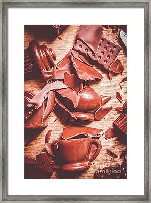 Tea Break  Framed Print by Jorgo Photography - Wall Art Gallery