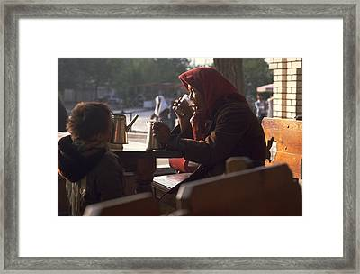 Photograph - Tea In Tashkent by Travel Pics