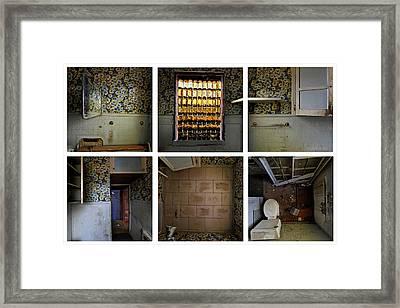 Tea Party 3 Framed Print