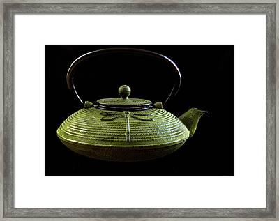 Tea Pot Framed Print