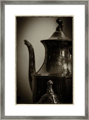 Tea Pot Framed Print