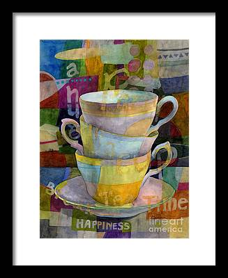 Tea Time Framed Prints