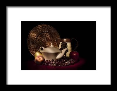 Tea Pot Framed Prints