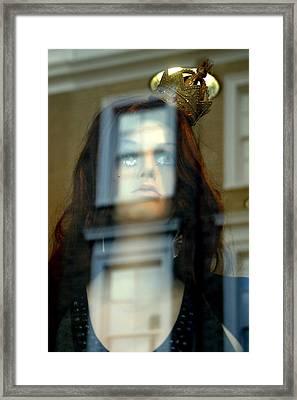 Tears Of Plenty Framed Print by Jez C Self